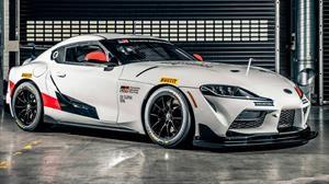 Toyota GR Supra GT4 se presenta