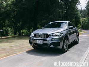 Prueba nuevo BMW X6