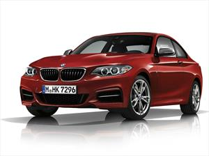 BMW Serie 2 2017 se renueva
