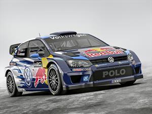 Volkswagen presenta la segunda generación del Polo R WRC