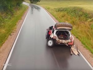 Video: Así se lleva al límite el Citroën DS3 del WRC