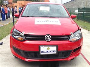 Cesvi México somete al Volkswagen Nuevo Polo 2013 a prueba de choque