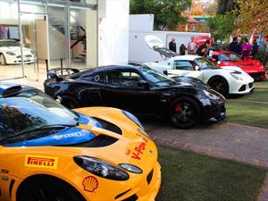 Nuevo Lotus Exige S: Lanzamiento en Chile