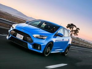 Ford Focus RS dejará de fabricarse en abril