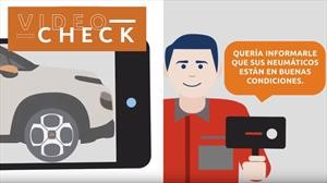 Video Check de Citroën: todo lo que le van a hacer a tu auto, en video a tu celular