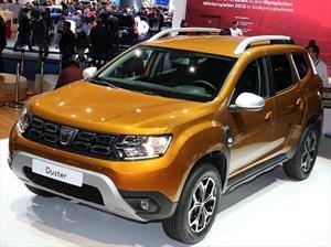 Dacia Duster 2018, mismo estilo, nueva plataforma