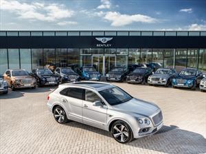 Inician las entregas del Bentley Bentayga