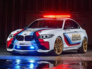 BMW M2 es el Safety Car de MotoGP
