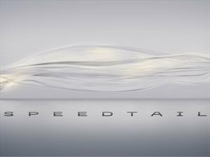 McLaren Speedtail, el primer auto hyper-GT