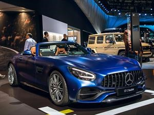 Mercedes-AMG GT 2020, un deportivo tan agresivo como personalizable