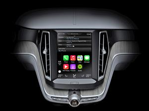 Apple CarPlay lleva el iOS a los carros