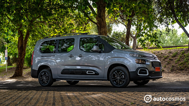 Test Drive Citroën Berlingo Pasajeros 8AT, la verdadera anti-SUV
