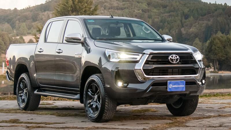 Toyota Hilux Doble Cabina Diésel 2021 a prueba, nuevo rostro para la pickup indestructible