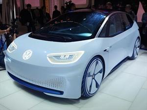 Volkswagen ID, el hatch eléctrico se producirá en 2019