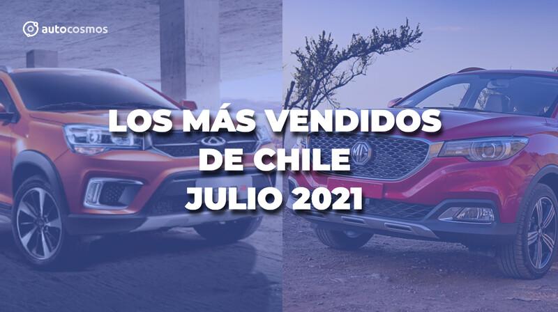 Autos más vendidos: China domina el mercado chileno