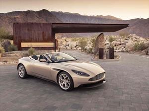 Aston Martin DB11 Volante, 500 caballos al aire libre