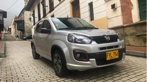 Fiat Uno Sporting, mini SUV ágil y funcional