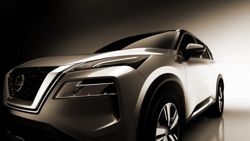 Nissan se prepara para el lanzamiento de la nueva X-Trail 2021