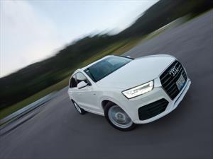 Audi Q3 2016 a prueba