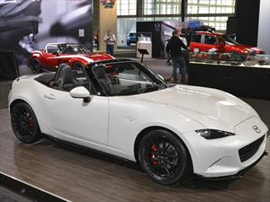 Mazda MX-5 Club Edition 2016 se presenta