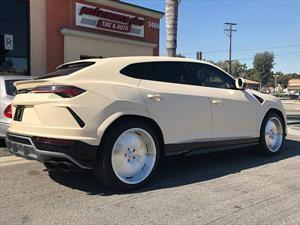 Este es el Lamborghini Urus de Kanye West