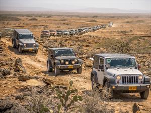 Jeep establece nuevo récord en ventas en Colombia