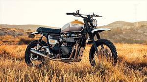 Triumph Scrambler Appalachia de Tamarit Motorcycles