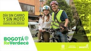 Detalles sobre el Día sin Carro y sin Moto 2020