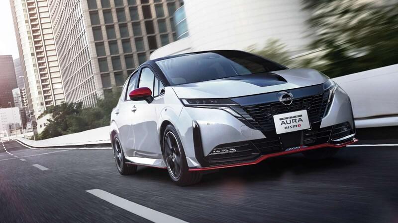 Nissan Note Aura NISMO 2022, un deportivo electrificado exclusivo de Japón