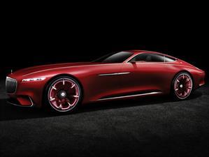 Se presenta el Vision Mercedes-Maybach 6 en Pebble Beach 2016