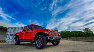 Jeep Gladiator 2020, la manejamos en Detroit