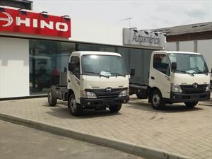 HINO: segunda marca más vendida de vehículos comerciales
