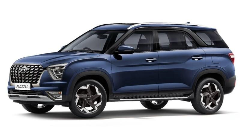 El Hyundai Creta Grand se acerca al mercado chileno