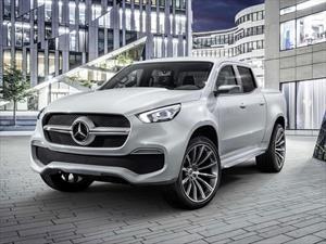 Mercedes-Benz Clase X concept, la pick-up con estrella