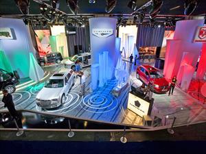 Grupo Chrysler llama a revisión 842,286 vehículos en todo el mundo