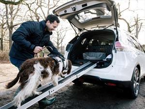 Nissan Chile regalará el X-Trail 4Dogs en concurso junto a Dog Chow