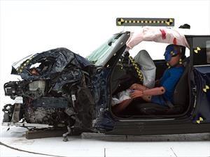 Los automóviles más seguros para 2017 de acuerdo al IIHS