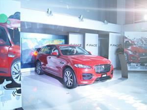 Jaguar-Land Rover Pedregal lanza el F-Pace 2017