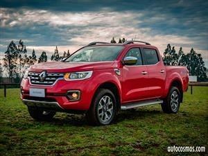 Renault Alaskan 2017, la nueva camioneta del rombo al fin debuta en Chile