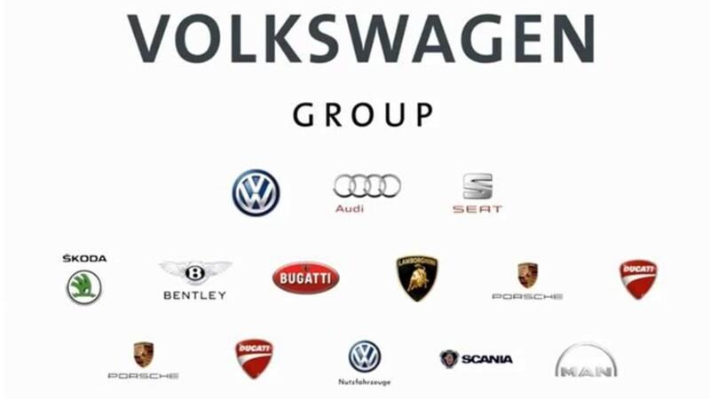 Nuevamente se rumorea la venta de tres marcas del grupo Volkswagen