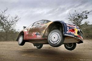 WRC: Loeb suma siete triunfos al hilo en Argentina