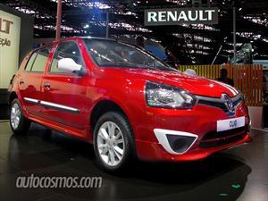 Renault presenta al Clio Mío en el Salón de San Pablo 2012