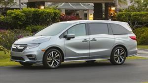 Honda Odyssey celebra 25 años con una edición especial