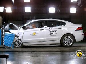 Euro NCAP: Vehículo de origen chino es el auto más seguro del 2013