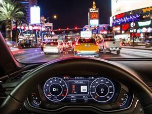 Audi presenta semáforos perfectamente sincronizados para que no te toque luz roja en Las Vegas