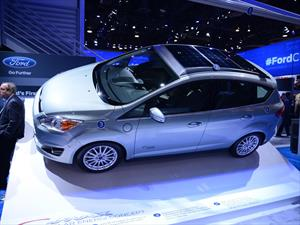 Ford C-Max Solar Energi Concept se presenta