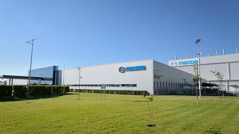 Mazda adquiere en su totalidad a Mazda de México Vehicle Operation