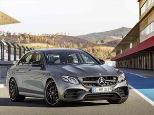 El nuevo Mercedes-AMG E63 es el más poderoso de la historia