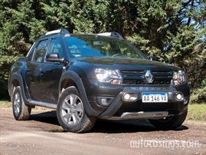 Prueba Renault Duster Oroch: versatilidad en caja