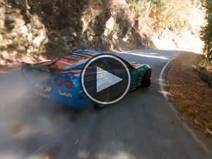 Video: Este Chevrolet Corvette derrapando es lo mejor que vas a ver hoy